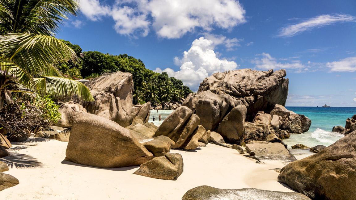 Reiseziel La Digue auf den Seychellen