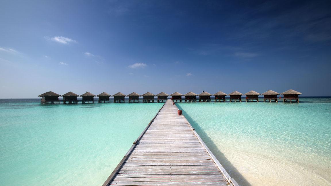 Luxusurlaub auf den Malediven - Filitheyo
