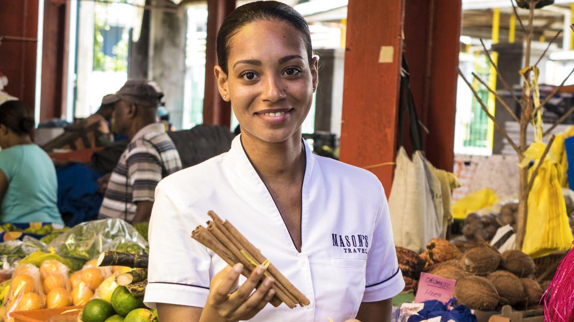 Mason's Travel's Staff auf den Seychellen