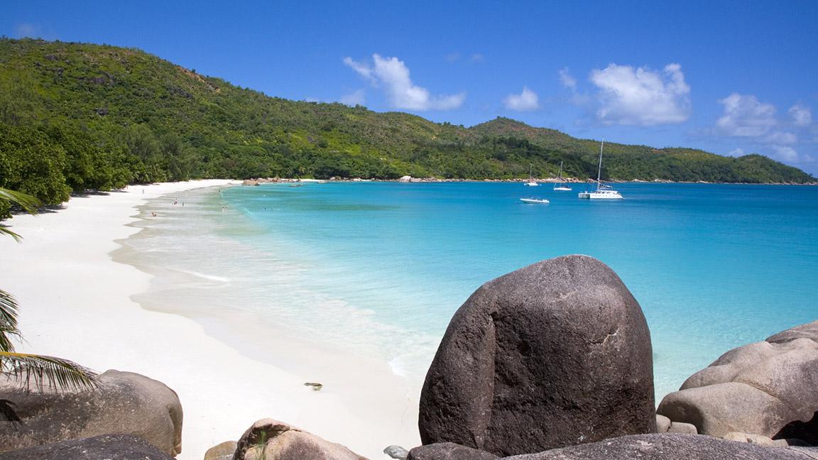 Luxusurlaub auf den Seychellen Praslin