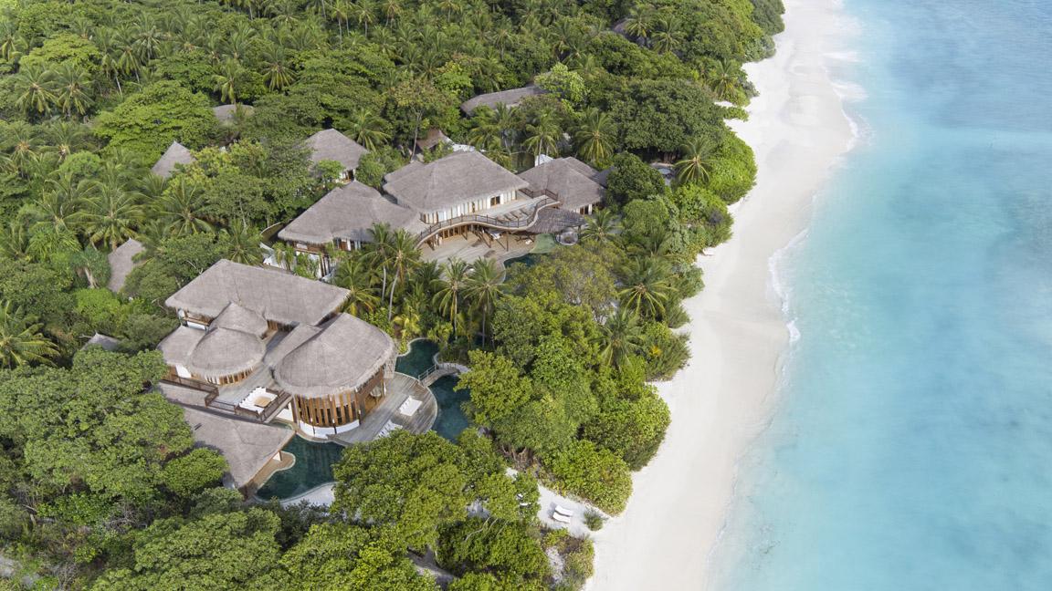 Soneva Fushi Resort - Malediven Baa Atoll