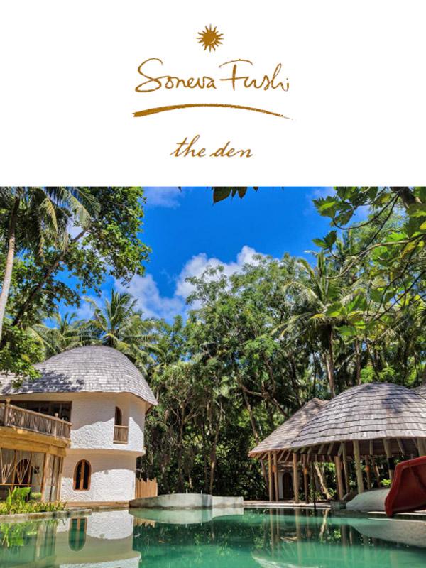 Soneva Fushi - The Den
