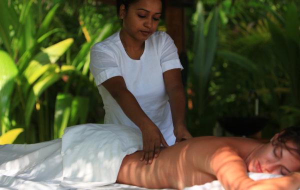 Soneva Fushi - Wellness und Spa