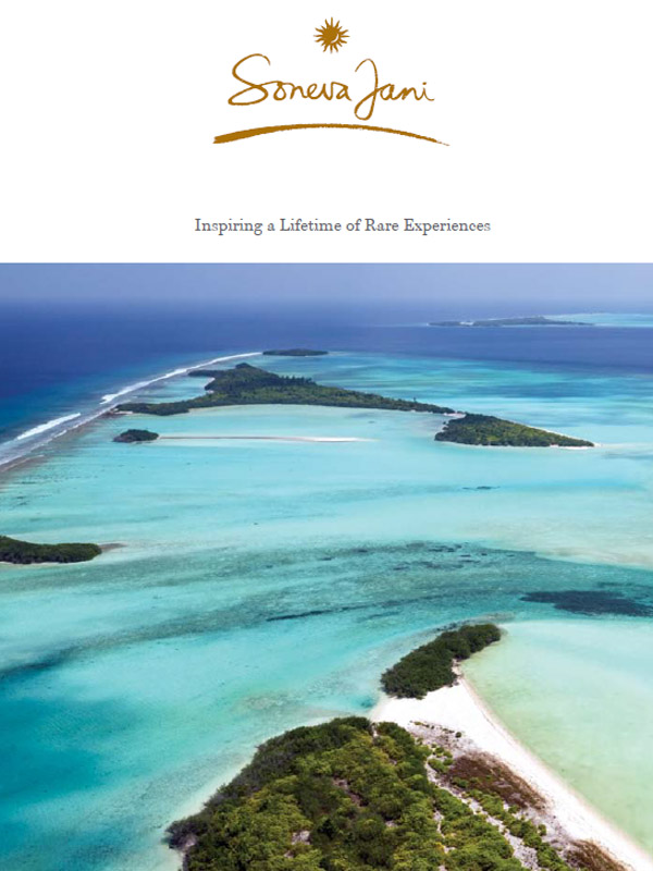 Soneva Jani - Luxus Resort