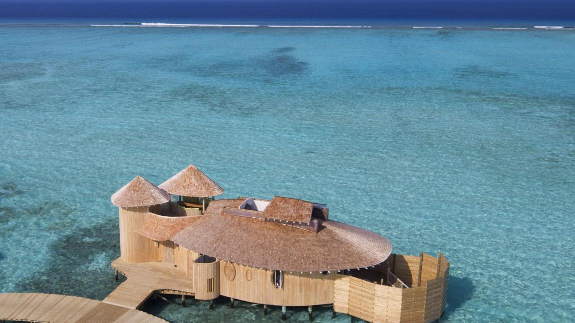 Wasservilla - ein privates Paradies