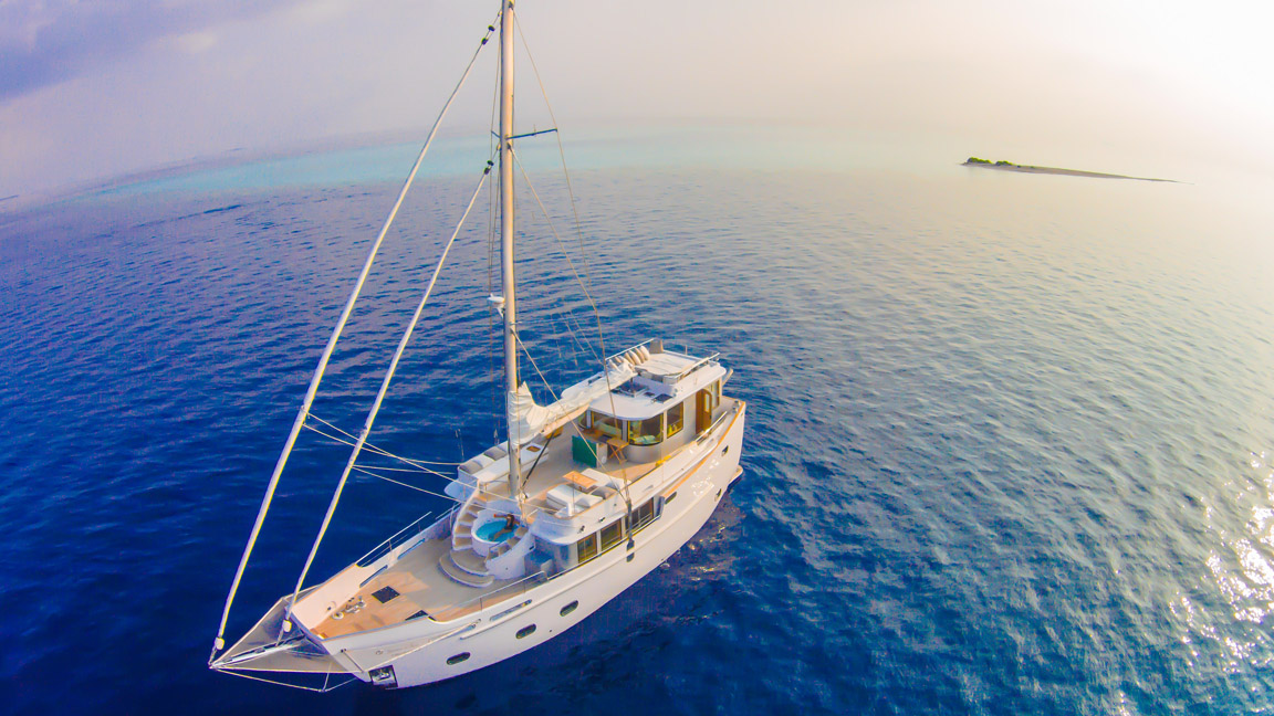Soneva in Aqua - Luxusyacht