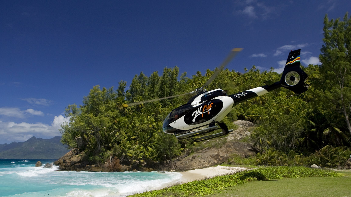 Luxusurlaub mit Inselhopping auf den Seychellen