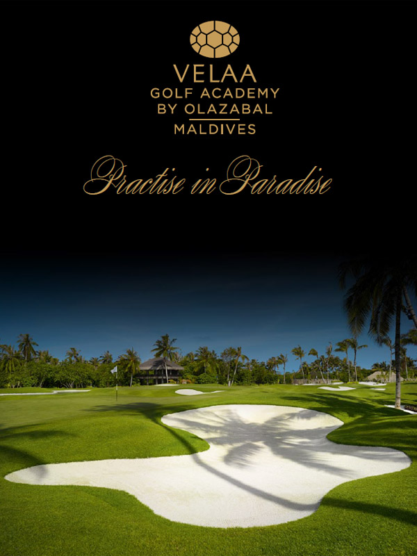 Velaa Private Island - Golf Academy