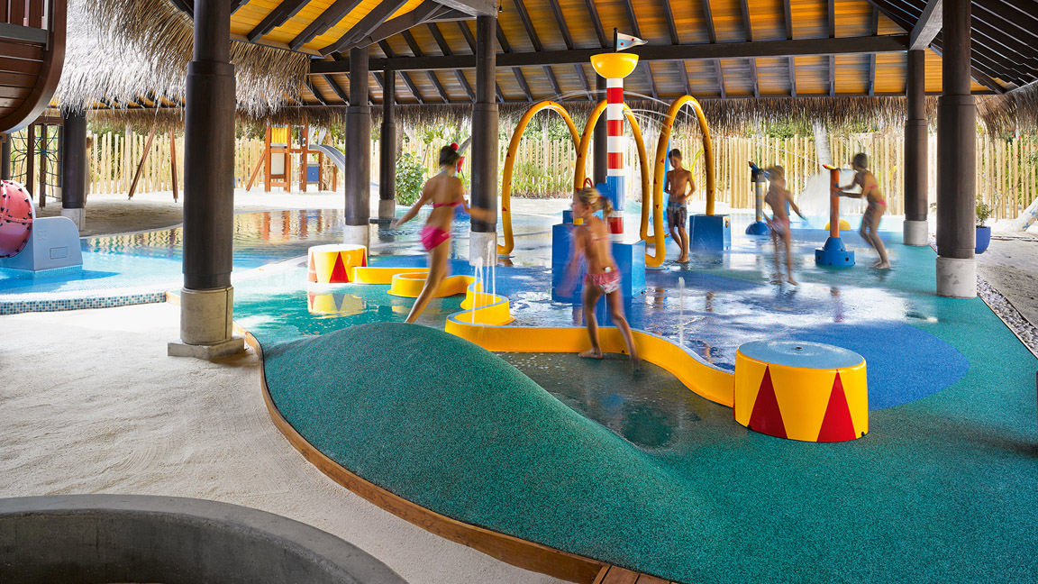 Velaa Private Island - Lha Velaa Kids Club
