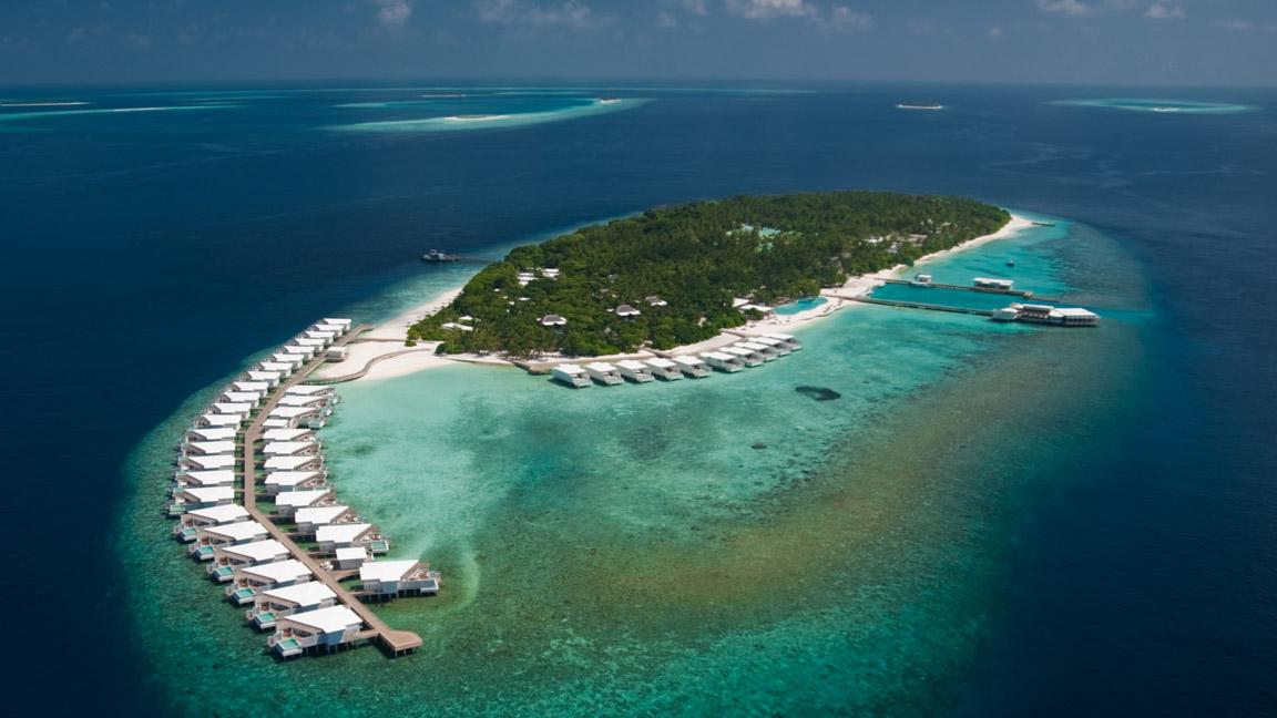 Amilla Fushi - Luxusurlaub auf den Malediven
