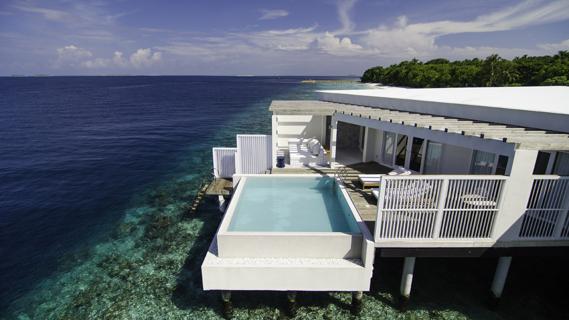 Amilla Fushi Ocean Reef House Ext