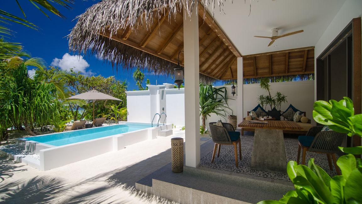 Finolhu - Beach Villa