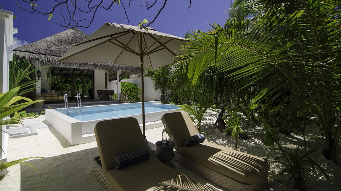Finolhu Beach Villa
