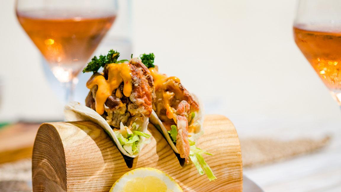 Finolhu - Crab Snack