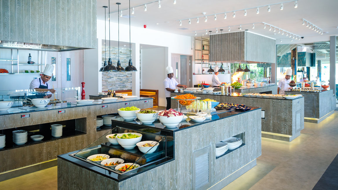 Finolhu - Main Restaurant Chefs