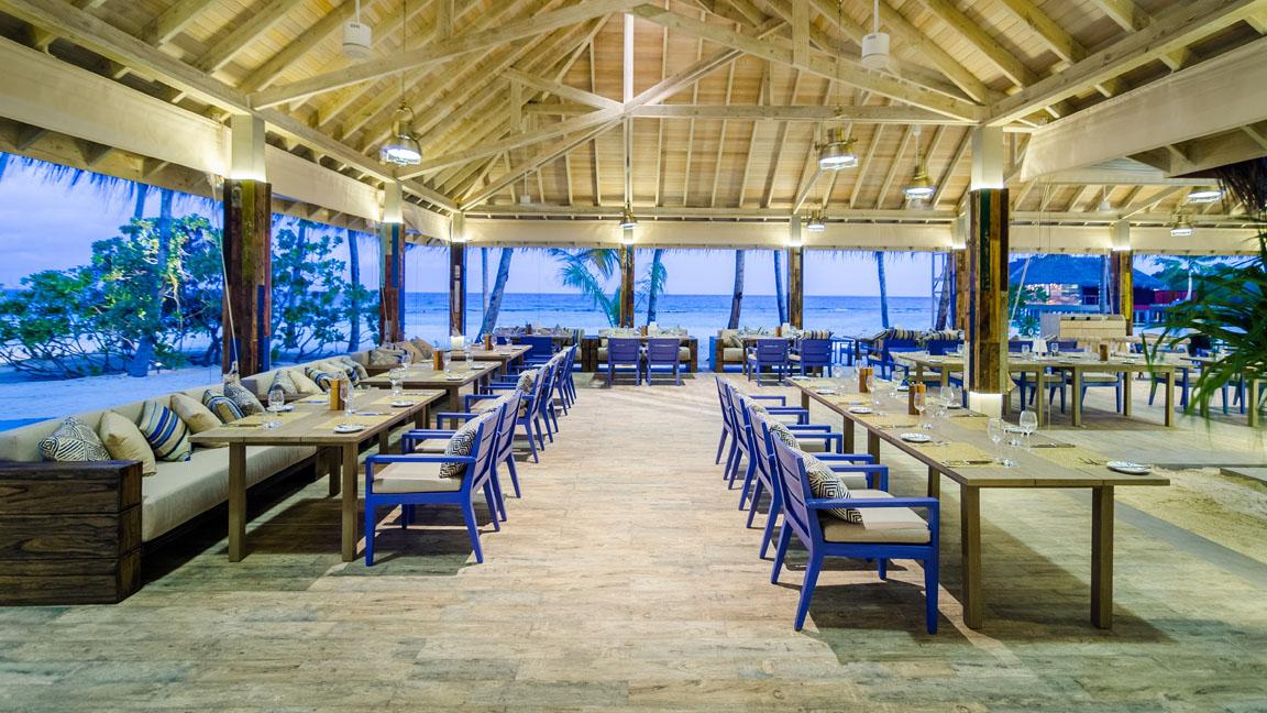 Finolhu - Main Restaurant