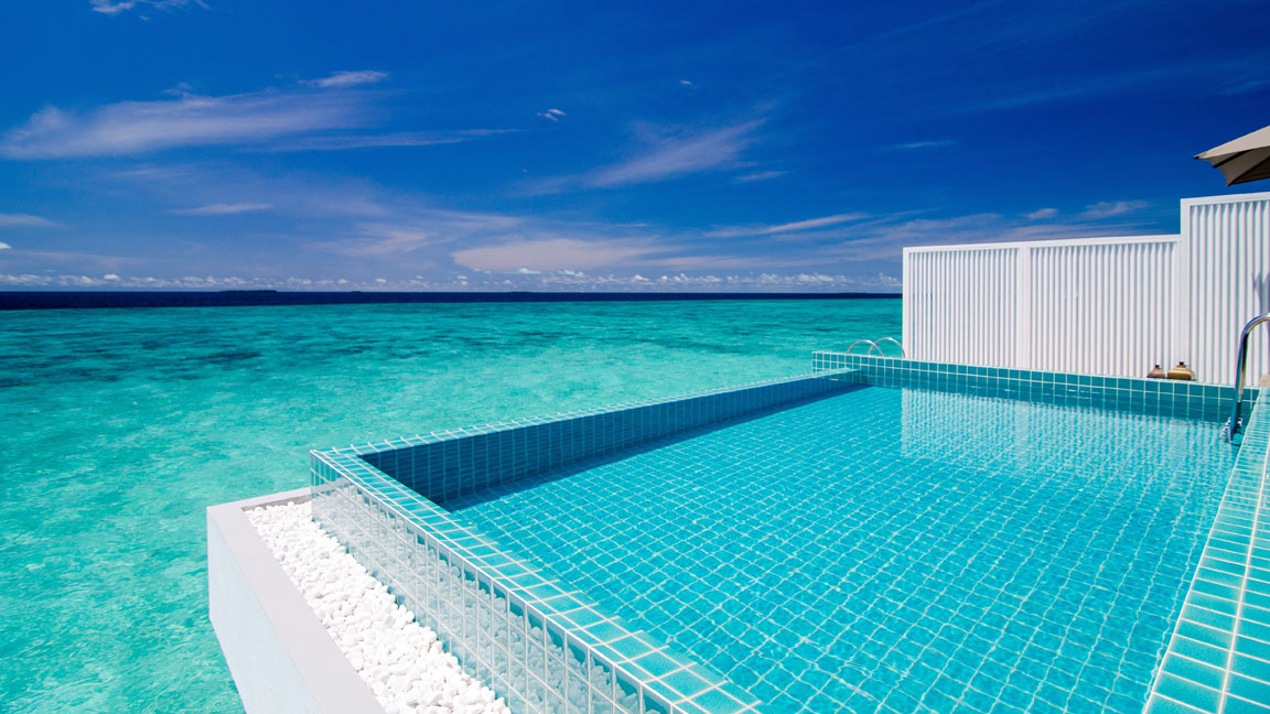 Finolhu - Ocean Villa with Pool