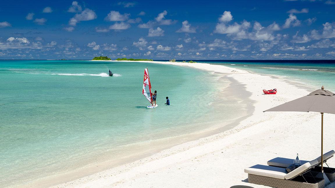 Finolhu - Sand Bank