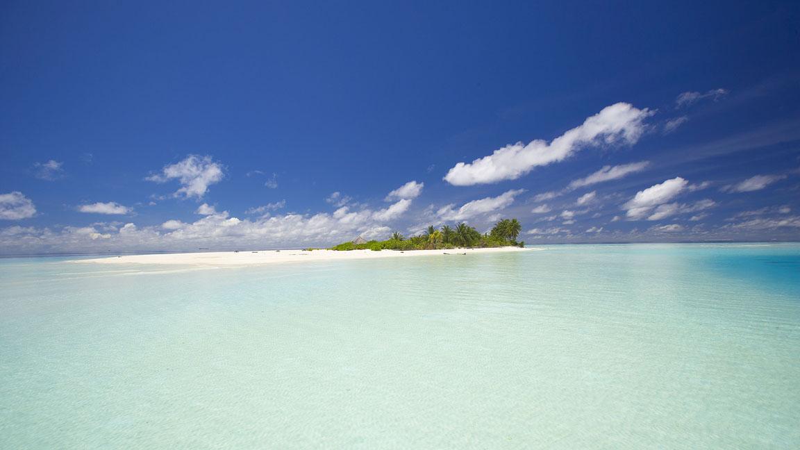 Hamza Island - Malediven