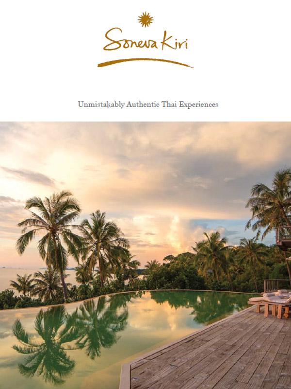 Soneva Kiri Resort - Datenblatt