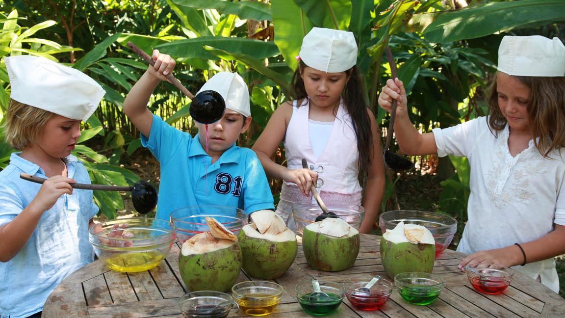 Soneve Kiri - Kinder aktivitäten