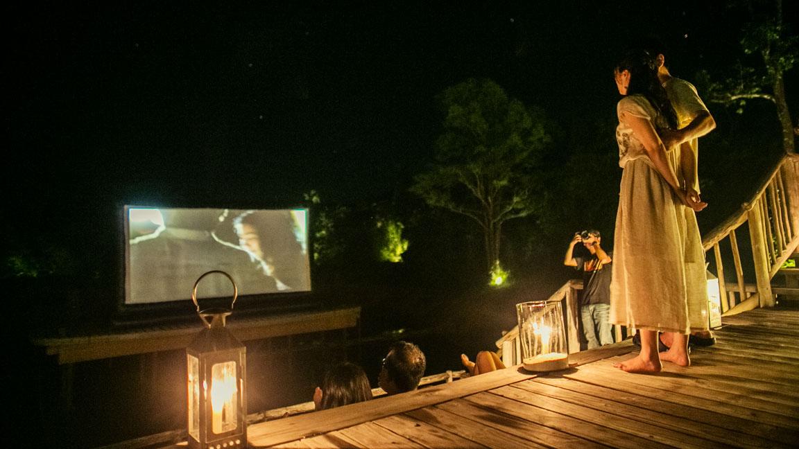 Soneve Kiri - Outdoor Kino