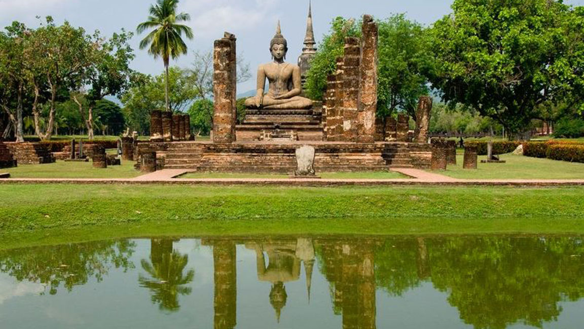 Sukhothai-Wat-Mahathat
