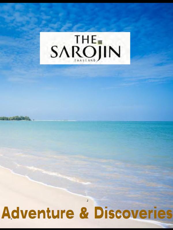 The Sarojin - Abenteuer