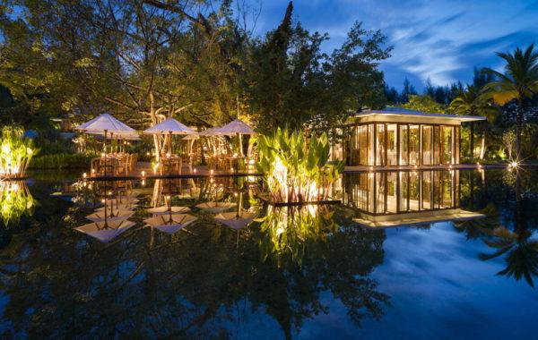 The Sarojin Resort Außenansicht