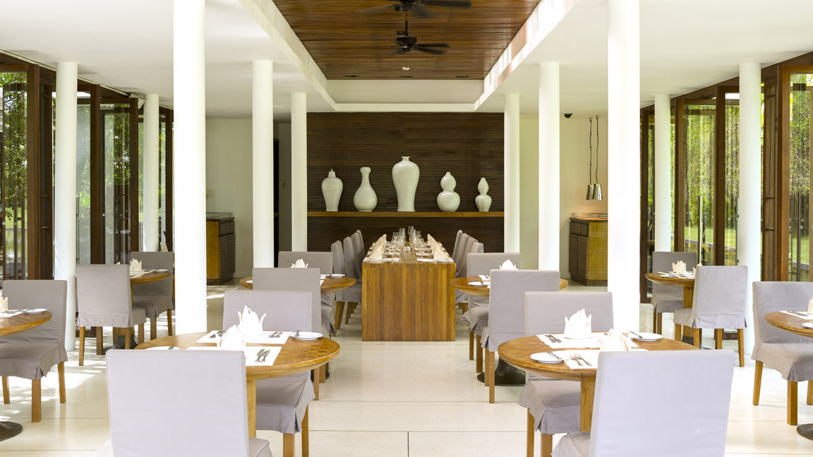 The Sarojin Resort Restaurant