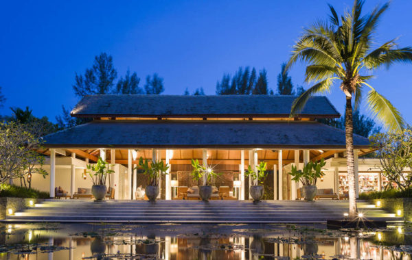 The Sarojin Thailand - Badezimmer