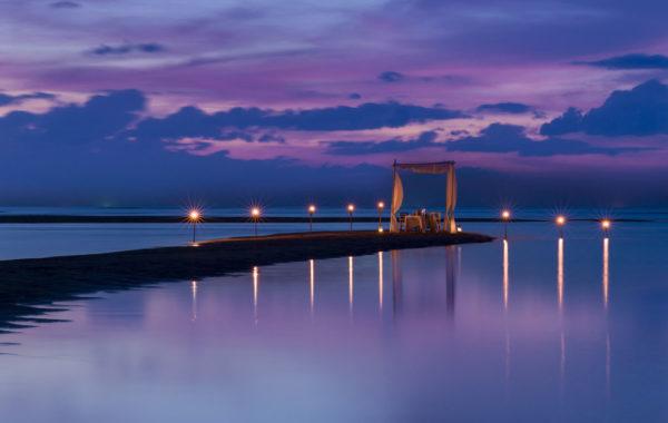 The Sarojin Resort wunderschöne lichter