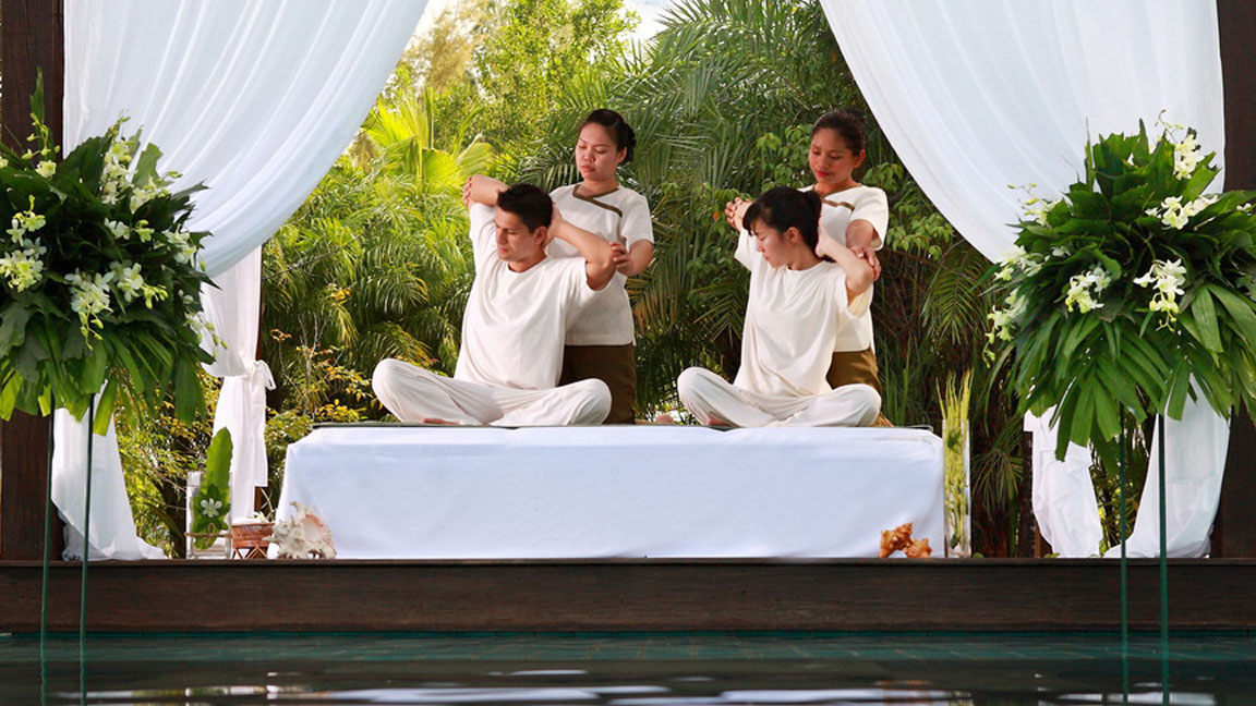 The Sarojin Thailand - Spa Behandlung