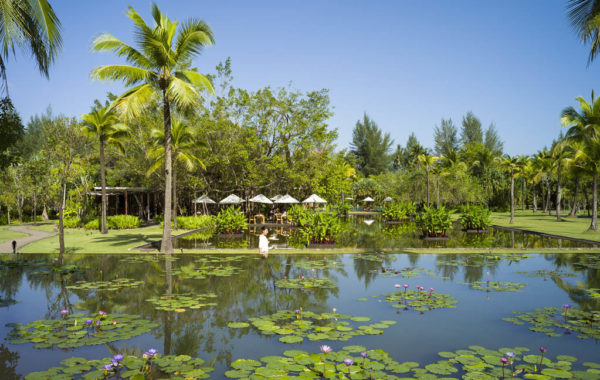 The Sarojin Resort tolle natur