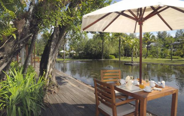 The Sarojin Resort - Frühstück