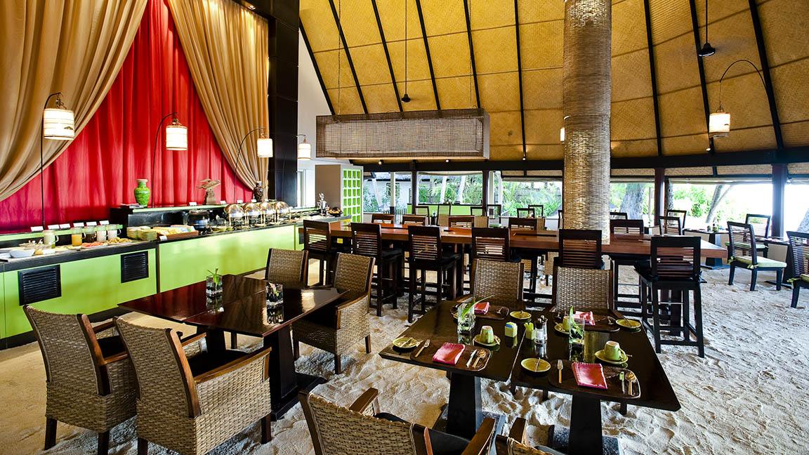 Angsana Ihuru - Hauptrestaurant