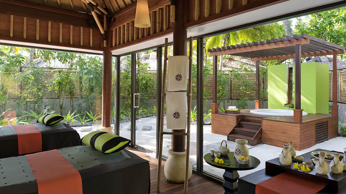 Angsana Ihuru -Wellness und Spa
