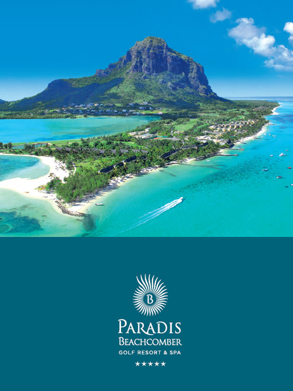 Beachcomber Paradis - Datenblatt