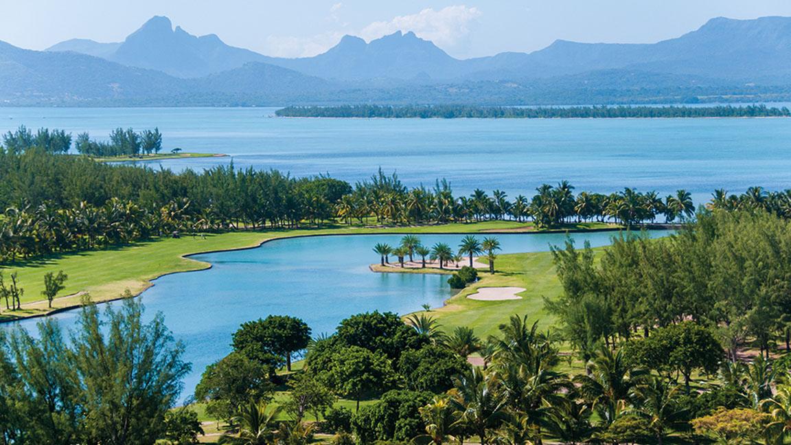 Beachcomber Paradis - Golfspielen im Paradies