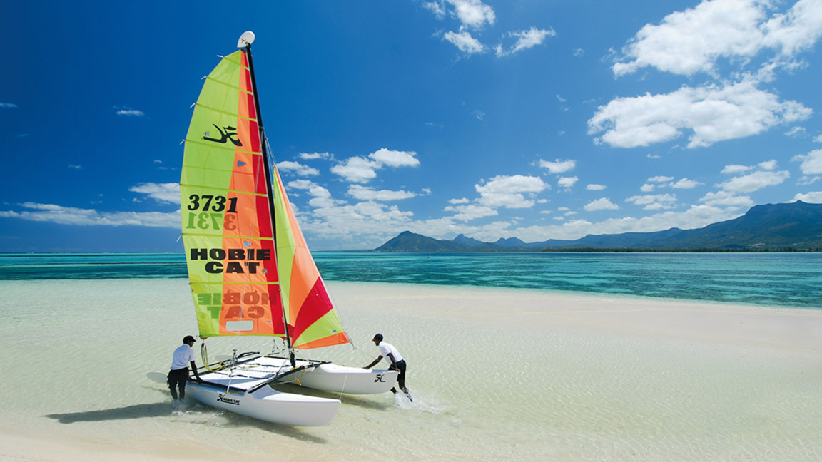 Beachcomber Paradis - Hobie Cat