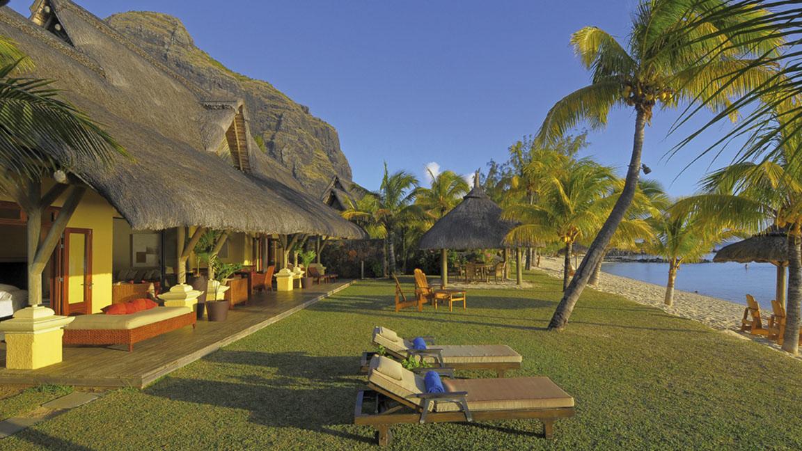 Beachcomber Paradis - Luxus und Entspannung