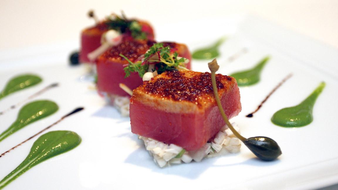Constance Belle Mare Plage - Gourmet Cuisine