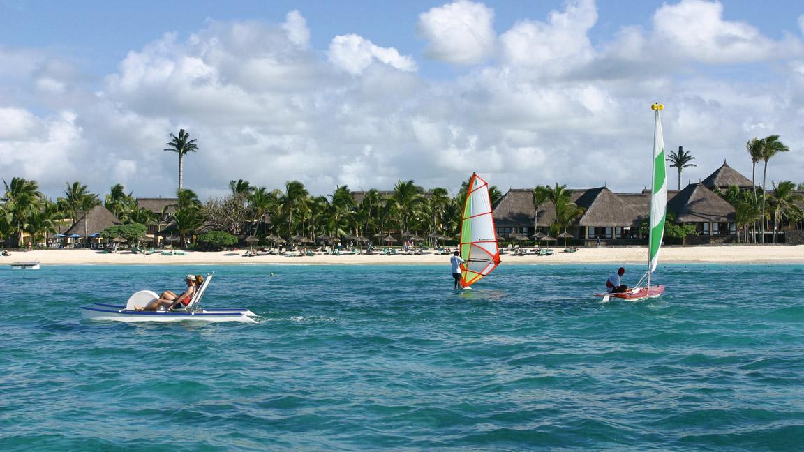 Constance Belle Mare Plage - Wassersport