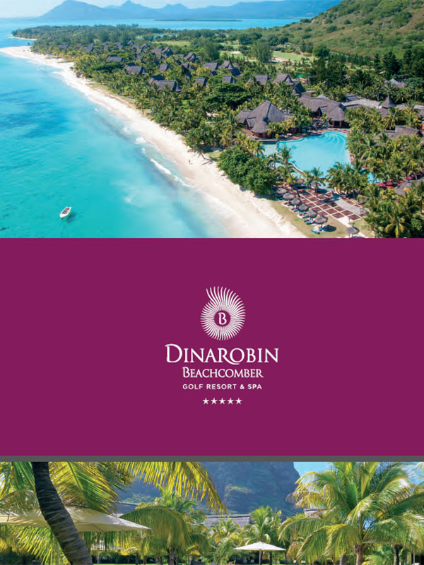 Dinarobin Beachcomber Golf Resort & Spa - Datenblatt