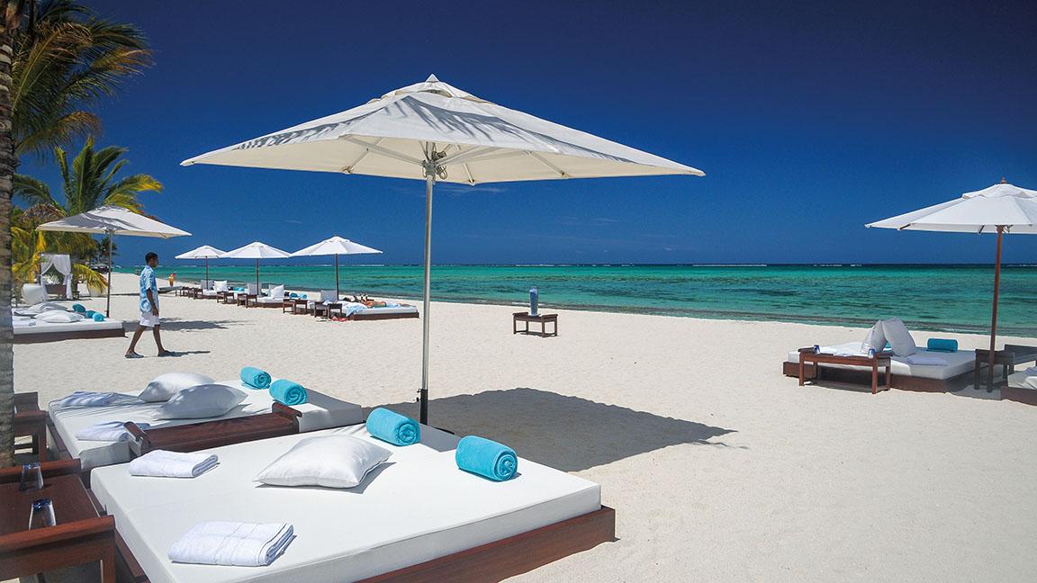 Mauritius Dinarobin Hotels Golf und Spa