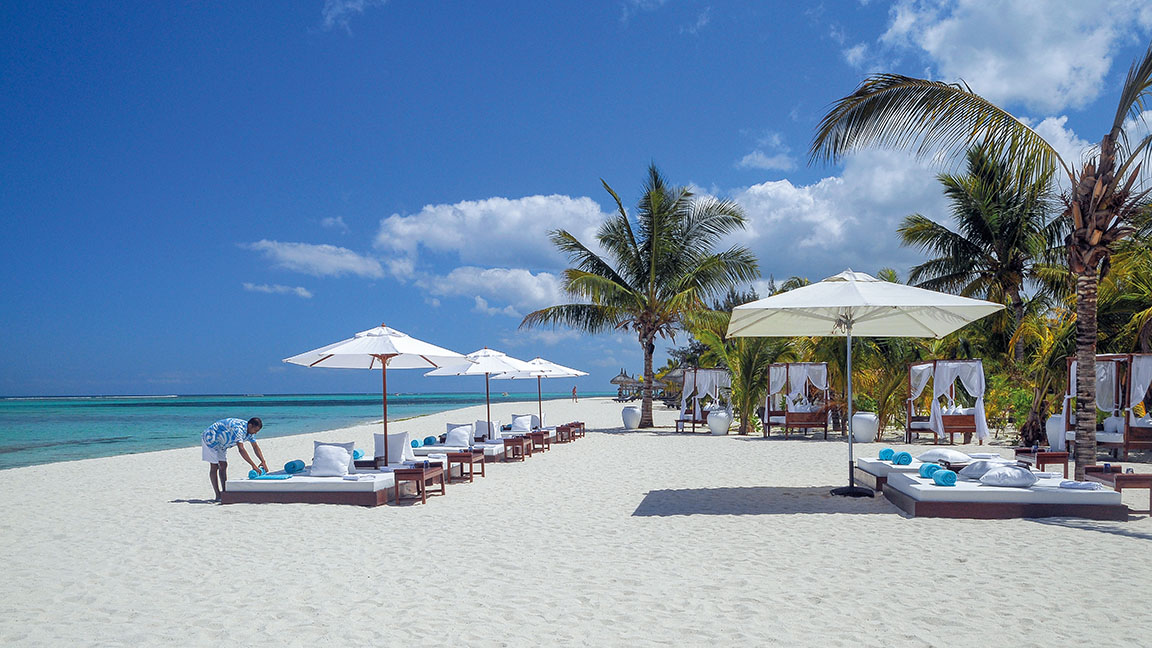 Dinarobin Beachcomber Golf Resort & Spa - Traumurlaub