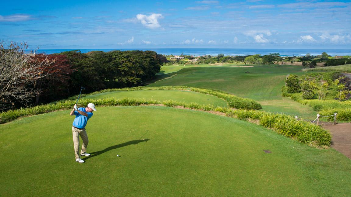 Heritage Le Telfair - Golfplatz
