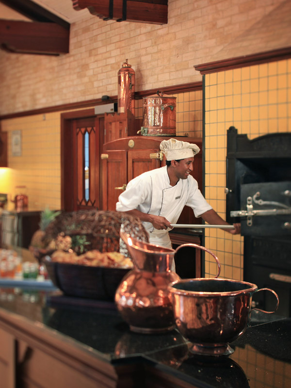 Heritage Le Telfair - Restaurant Annabellas