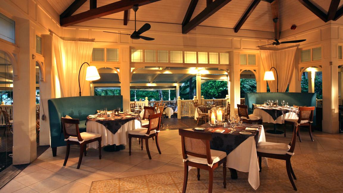 Heritage Le Telfair - Restaurant