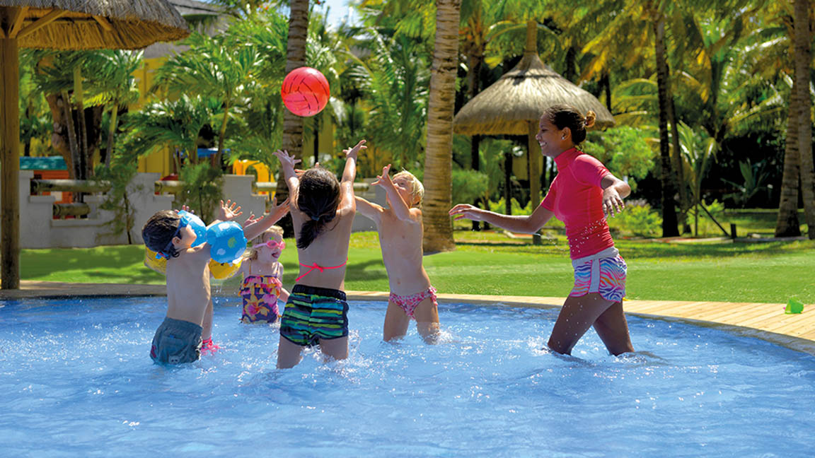 Kids Club im Beachcomber Paradis
